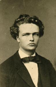 Strindberg, August  1849-1912