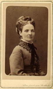 Strindberg, Emilia f Petersson 1841-1887