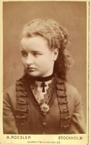 Strindberg, Elisabeth
